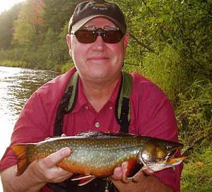 Brook Trout from Roach River
