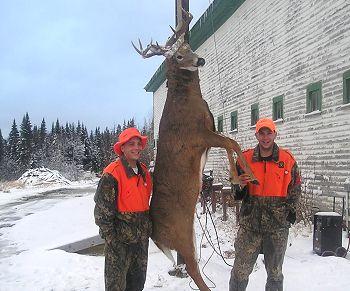 Hunting At Kokadjo Moosehead Lake And Greenville Region